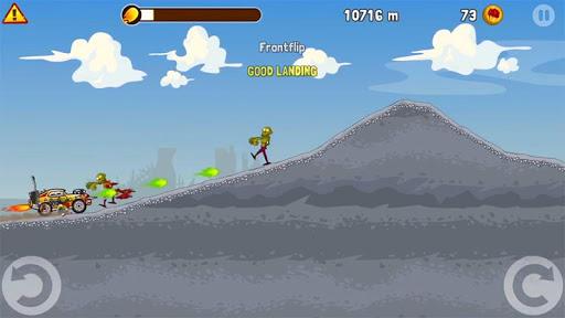 Zombie Road Trip 6 تصوير الشاشة