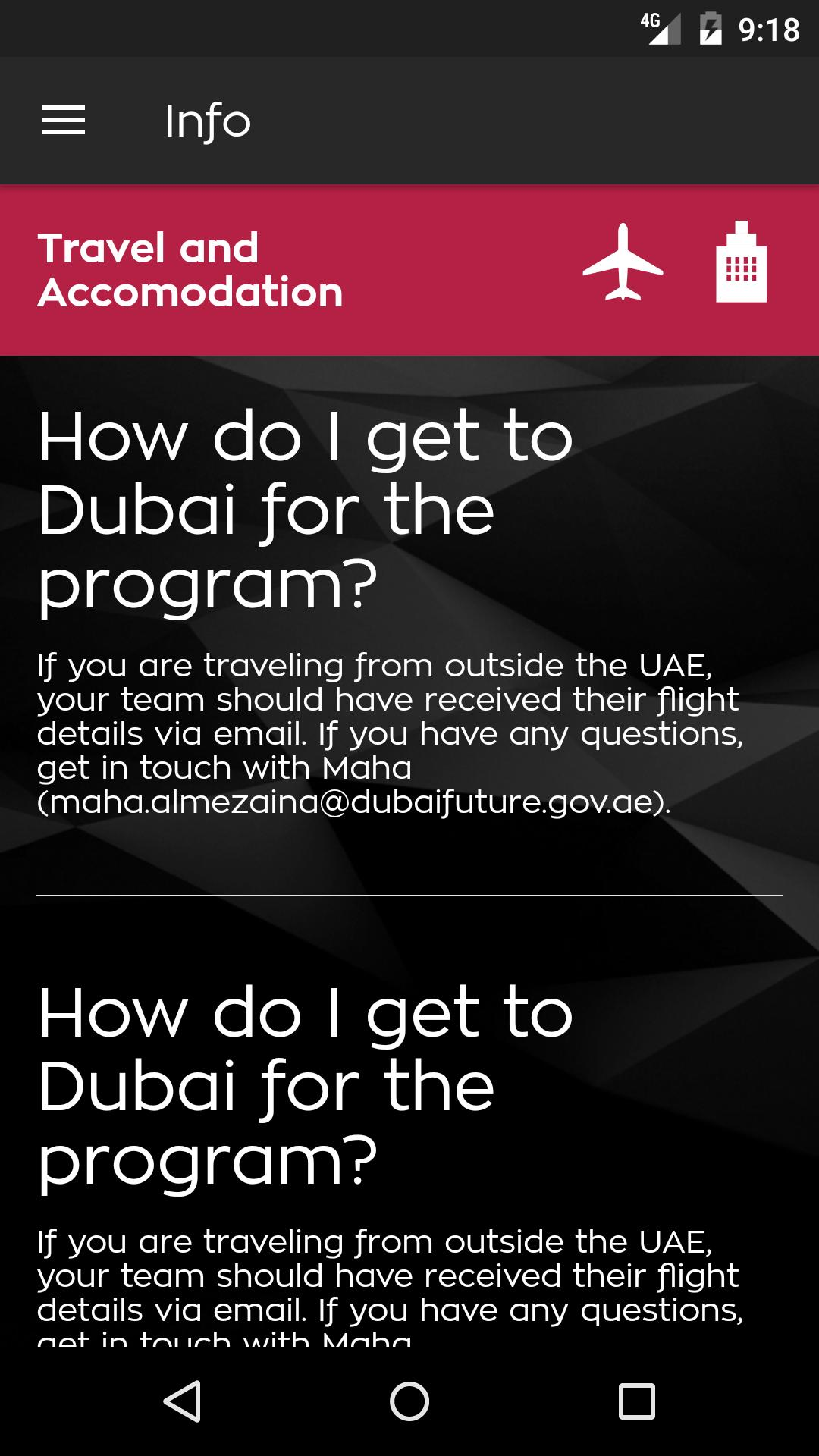 Dubai Future Accelerators screenshot 4