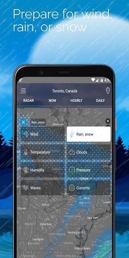 Weather Radar App—Weather Live Maps, Storm Tracker screenshot 3
