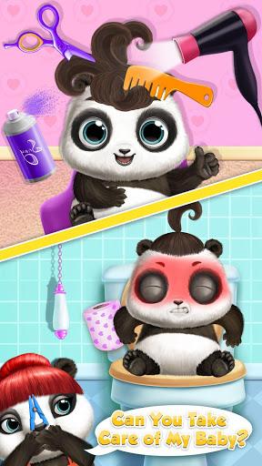 Panda Lu Baby Bear Care 2 - Babysitting & Daycare 3 تصوير الشاشة