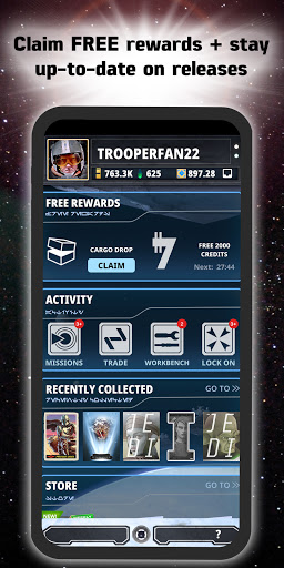 Star Wars™: Card Trader by Topps® 7 تصوير الشاشة