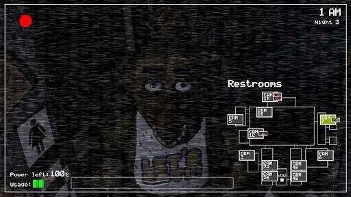 Five Nights at Freddy's screenshot 2