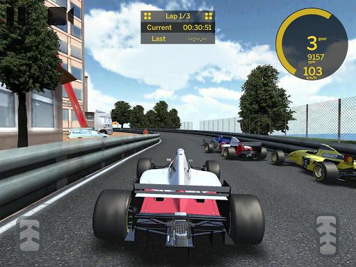 Formula Classic - 90's Racing screenshot 10