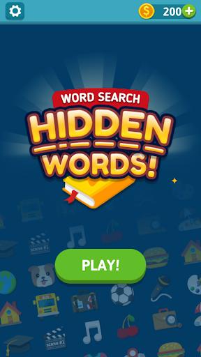 Word Search: Hidden Words स्क्रीनशॉट 6