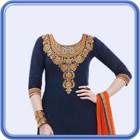 Salwar Suit Photo Making on 9Apps