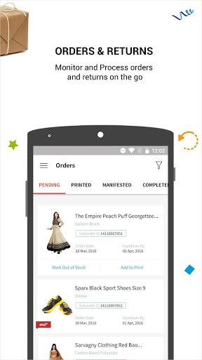 Snapdeal Seller Zone screenshot 1