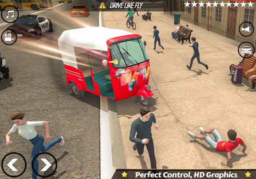 Mountain Auto Tuk Tuk Rickshaw Novos Jogos de 2020 screenshot 8