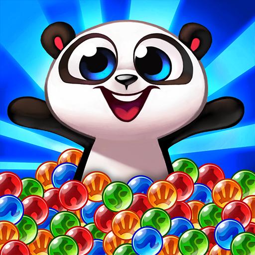 Bubble Shooter: Panda Pop! أيقونة