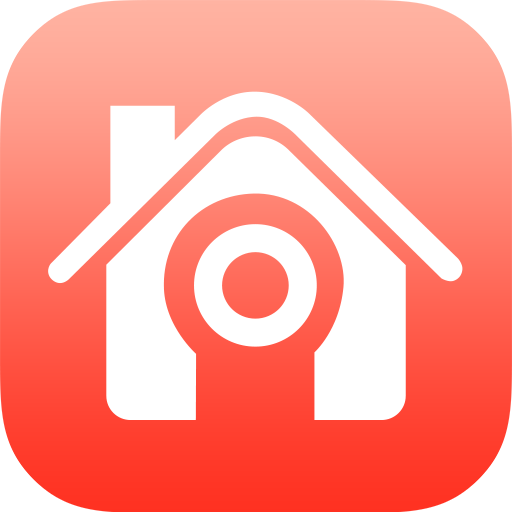 AtHome Camera - phone as remote monitor icon