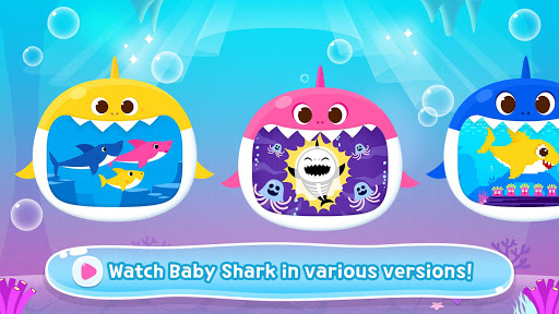Pinkfong Baby Shark screenshot 1