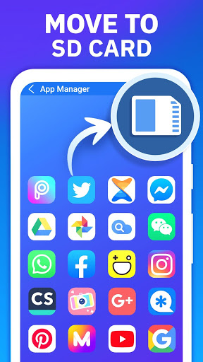 Phone Speed Booster - Junk Removal and Optimizer 4 تصوير الشاشة