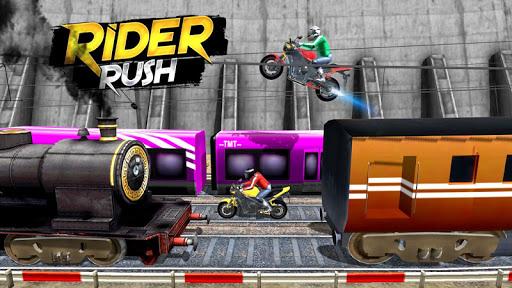 Subway Rider - Train Rush screenshot 5
