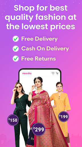 Meesho Online Shopping-Lowest Prices, Best Quality screenshot 1