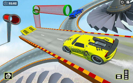 Ramp Car Racing Stunt Games: Free Car Games 2021 screenshot 7