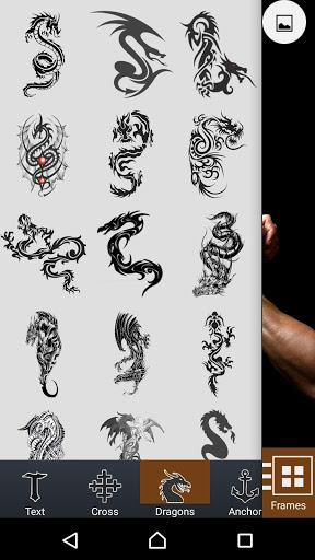 Tattoo my Photo - 2020 screenshot 1