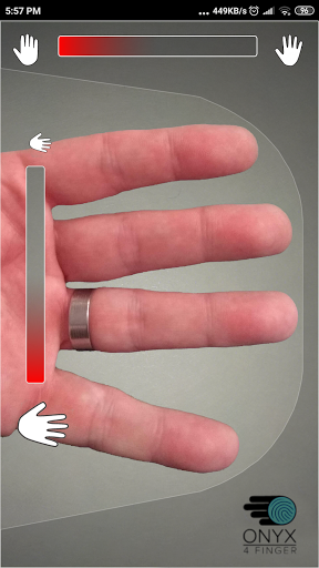 ICE Unlock Fingerprint Scanner screenshot 2