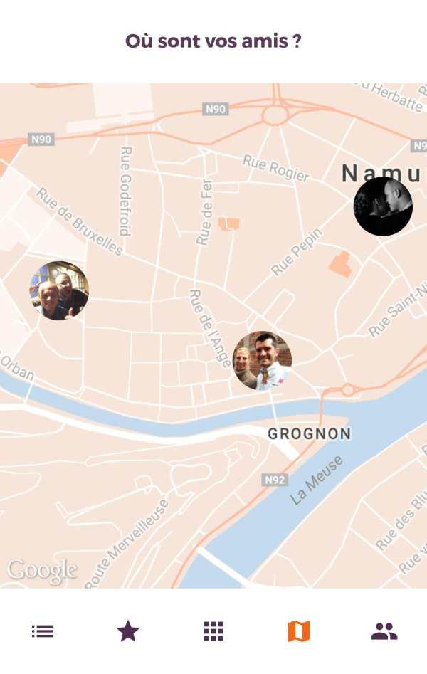 Fêtes de Wallonie 4 تصوير الشاشة