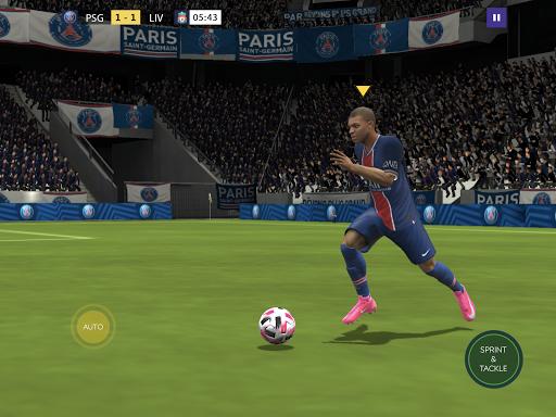 FIFA Soccer 7 تصوير الشاشة