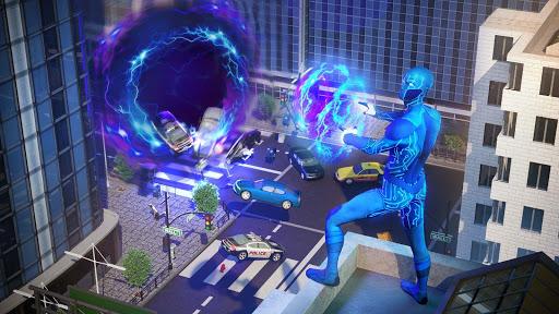 Black Hole Hero : Vice Vegas Rope Mafia screenshot 1