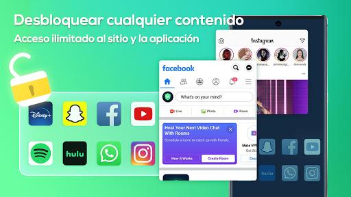 XY VPN - Gratis, Seguro, Desbloquear, Super screenshot 5