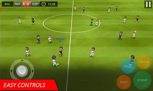 Mobile Soccer League 3 تصوير الشاشة