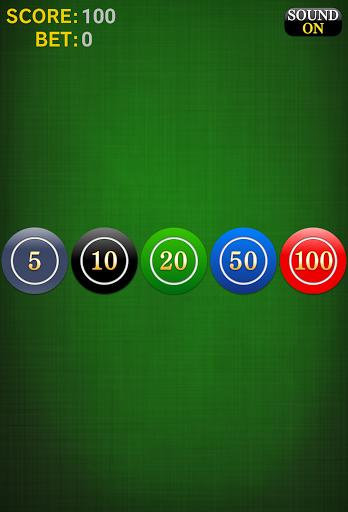 Poker [card game] 3 تصوير الشاشة