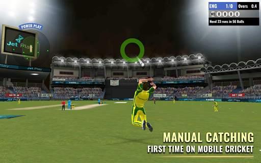 Sachin Saga Cricket Champions screenshot 25