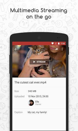 Catfiz Messenger 6 تصوير الشاشة
