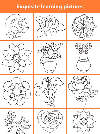 How To Draw Flowers скриншот 16