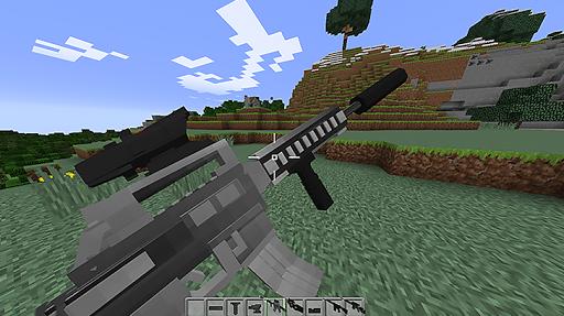 Guns for Minecraft screenshot 3