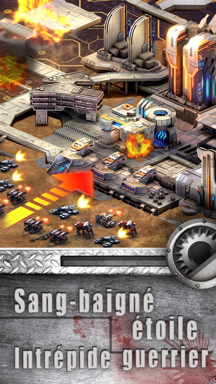 Empires&War: Blood Q Invasion 11 تصوير الشاشة