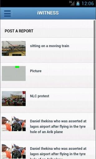 ChannelsTV Mobile for Androids 9 تصوير الشاشة