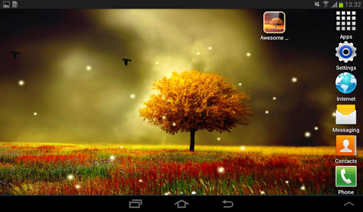 Awesome-Land Live wallpaper HD : Grow more trees screenshot 24