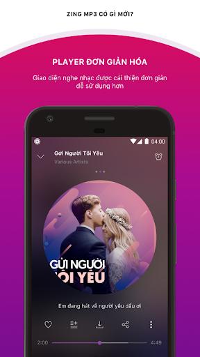 Zing MP3 screenshot 2