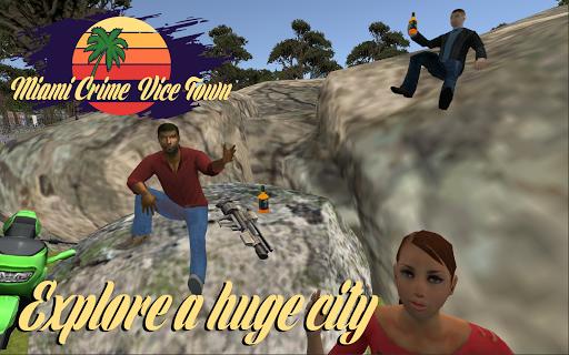 Miami Crime Vice Town स्क्रीनशॉट 4