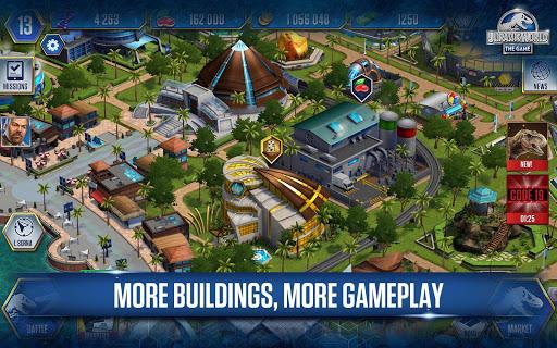 Jurassic World™: The Game screenshot 9