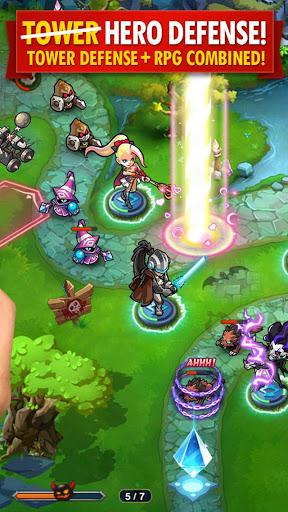 Magic Rush: Heroes 2 تصوير الشاشة