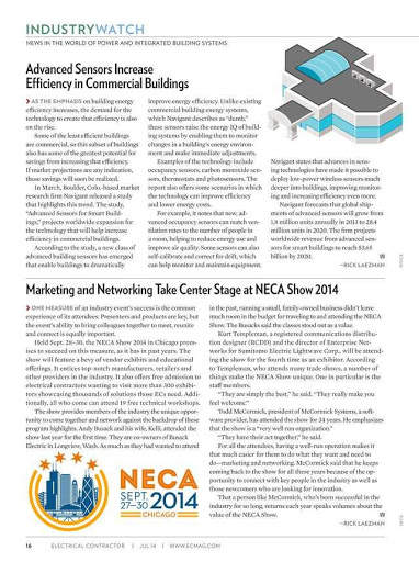 ELECTRICAL CONTRACTOR Magazine screenshot 3