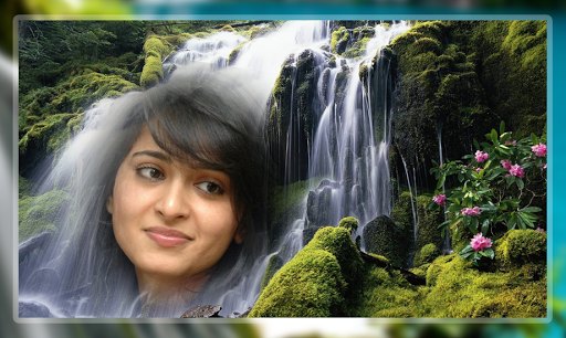 Waterfall Photo Frames screenshot 1