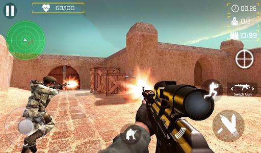 Counter Terrorist Fire Shoot 4 تصوير الشاشة