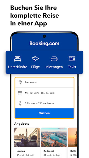 Booking.com: Hotels screenshot 1