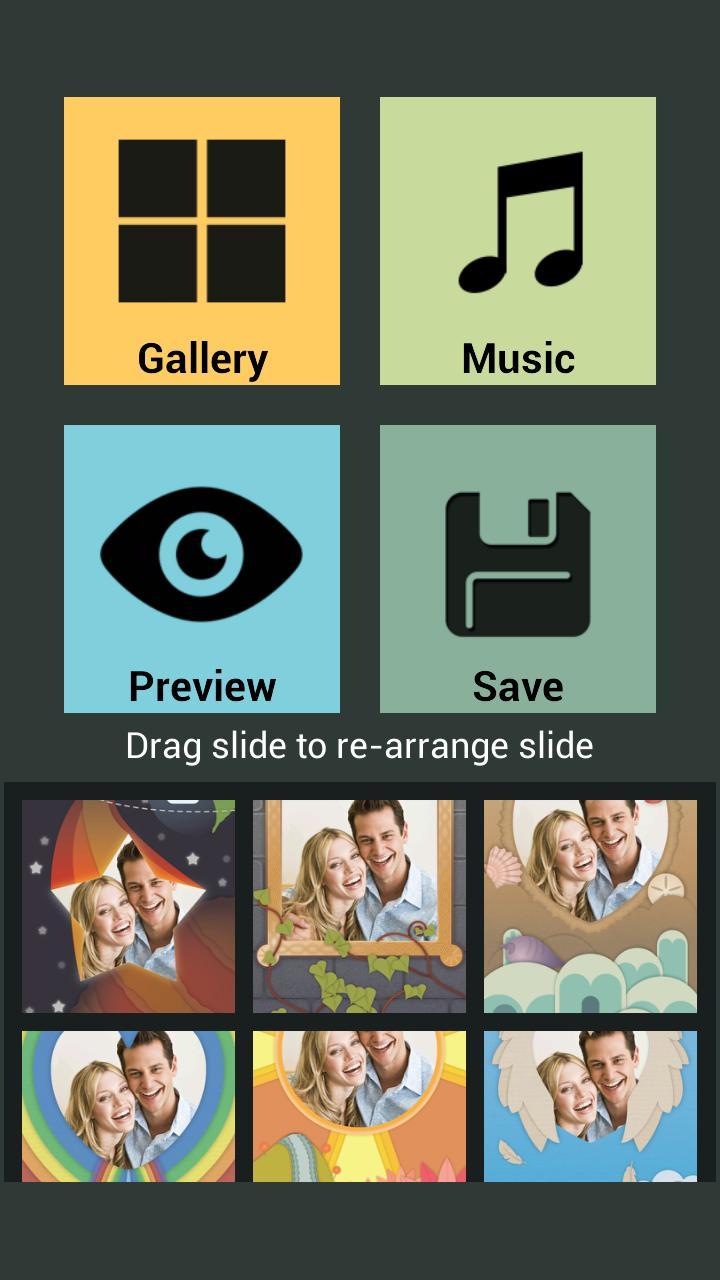 Slideshow Maker 1 تصوير الشاشة