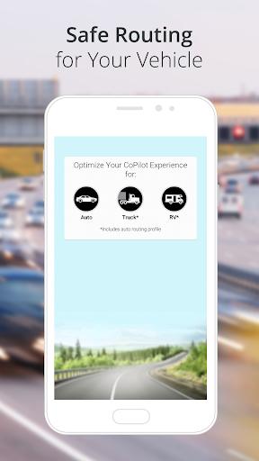CoPilot GPS Navigation & Traffic screenshot 4