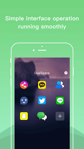 Dual Space - Multiple Accounts & App Cloner screenshot 1