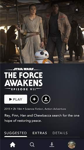 Disney+ screenshot 8