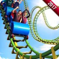 Roller Coaster Simulation 2017 on 9Apps