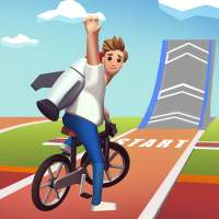 Bike Hop: Crazy BMX Bike Jump 3D on APKTom