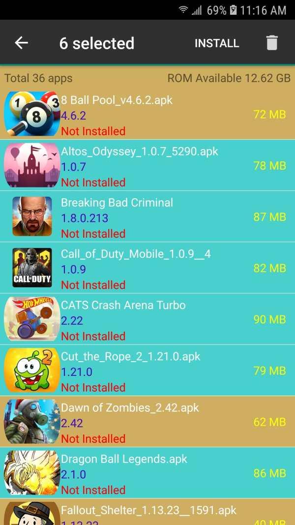 Apk Installer screenshot 11