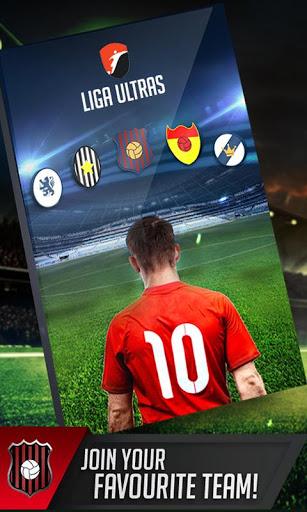 LigaUltras - Support your favorite soccer team screenshot 1