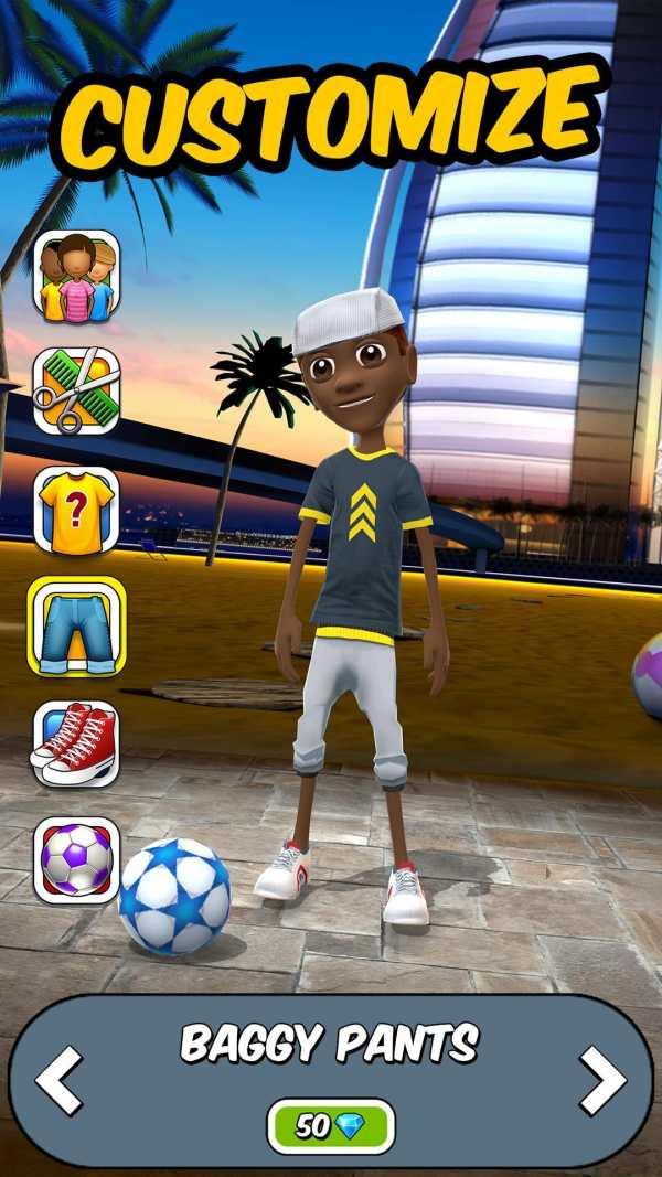 Kickerinho World screenshot 5